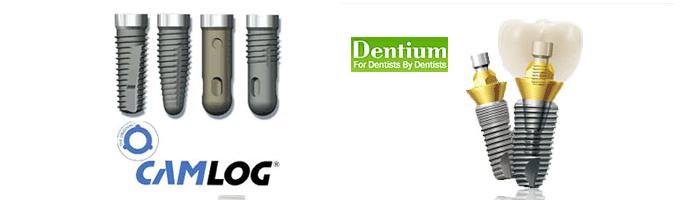 CAMLOG Dentium